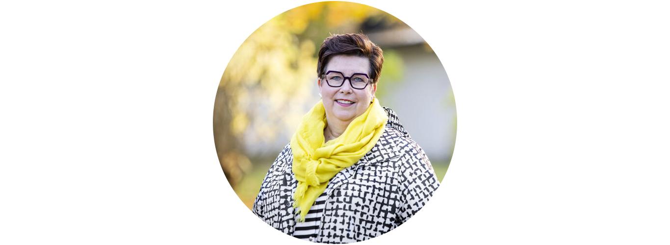 Hanna-Mari Alanen Tays Psykiatrian toimialuejohtaja ja ylilääkäri.