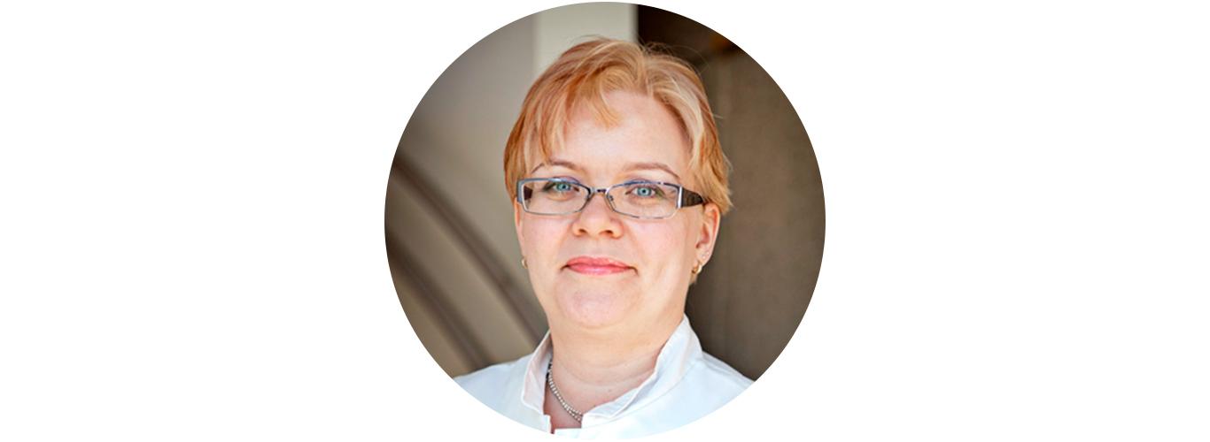 Essoten ylilääkäri Eeva Björkstedt